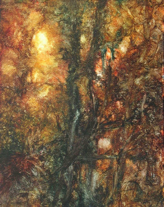 The Swanwick Collection: David Ladmore - Forest Light 13