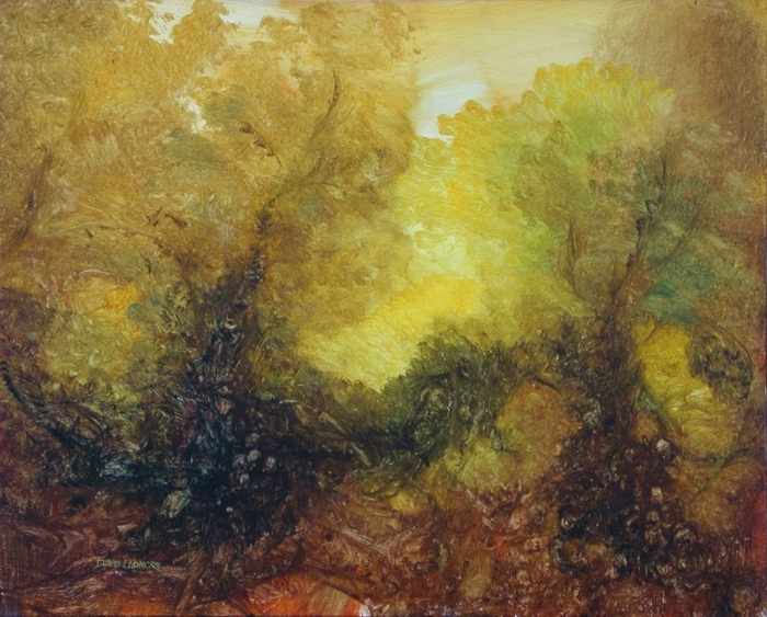 The Swanwick Collection: David Ladmore - Forest Light 15