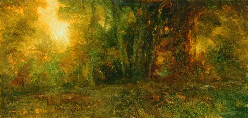 The Swanwick Collection: David Ladmore - Forest Light 19