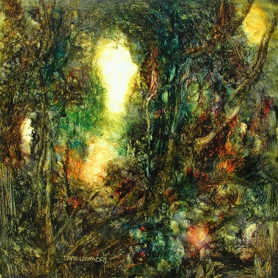 The Swanwick Collection: David Ladmore - Forest Light 5