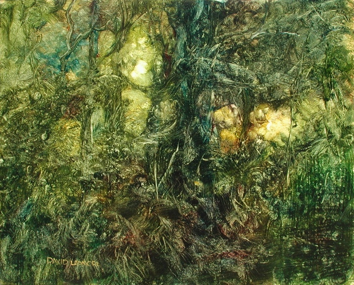 The Swanwick Collection: David Ladmore - Forest Light 6