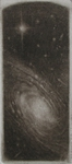 image of mezzotint etching Hymn III by David Ladmore