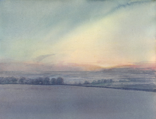 The Swanwick Collection: David Ladmore - Winter Fields